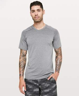 Lululemon Metal Vent Tech Short Sleeve V