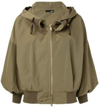 Frei Ea hooded bomber jacket