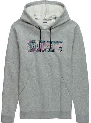 Hurley Surf Check Flamingo Hooded Pullover - Men's