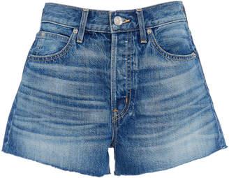 SLVRLAKE Denim Farrah Denim Mini Shorts