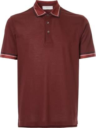 Cerruti striped polo shirt