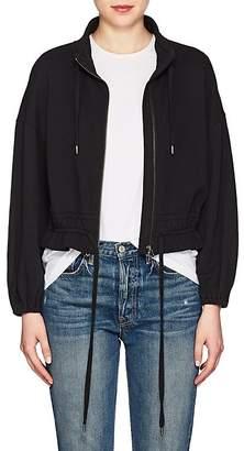 Frame Women's Cotton Terry Crop Jacket
