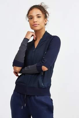 adidas by Stella McCartney Run Ultra Knit Woven Jacket