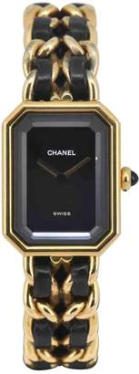 Chanel Première watch