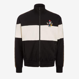 Bally ANIMALS TRACKSUIT JACKET