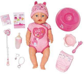 c00a751085 at Littlewoods · Baby Born Interactive Doll