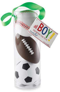 Mud Pie Sports Squirt Toy Set - Set of 3