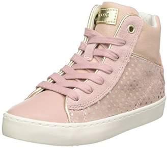 Geox Girl's JR Kilwi Girl Sneakers,34 EU/