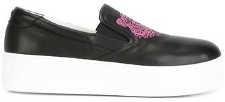 Kenzo K-PY Tiger sneakers $345 thestylecure.com