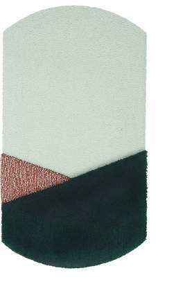 "Portego Multicolor Wool Rug ""OCI CENTER"""