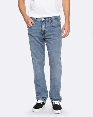 Quiksilver Mens Sequel 90 Summer Regular Fit Jean