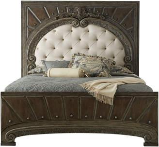 Hooker Furniture Raleigh California King Panel Bed
