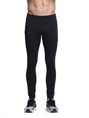 Truity Men's Compression Pants - Workout Leggings for Gym