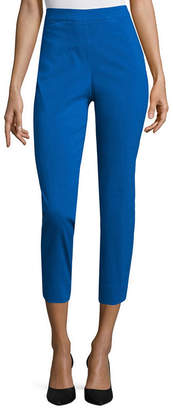 Liz Claiborne 25 Pull-On Cropped Pants