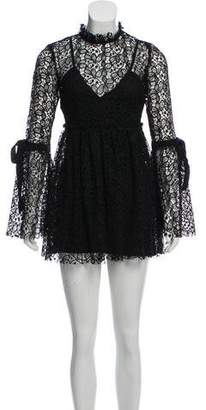 d1fb4fa4f40 Pre-Owned at TheRealReal · Alice McCall Bell Sleeve Lace Dress