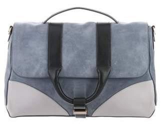 Jason Wu Suede Shoulder Bag