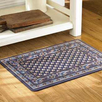 Williams-Sonoma Williams Sonoma Marseille Cushioned Kitchen Mats, Navy