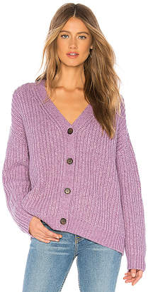 Velvet by Graham & Spencer Abbott Cardigan