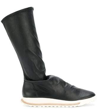Rick Owens Hood Off-The-Runway Dirt Grafton Sock shoes