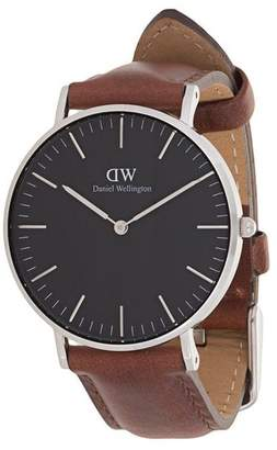 Daniel Wellington Classic Black St. Mawes watch