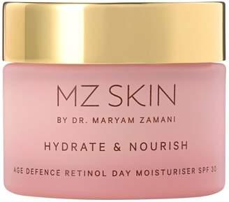 DAY Birger et Mikkelsen Mz Skin HYDRATE & NOURISH Age Defence Retinol Moisturiser SPF 30