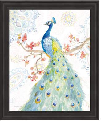 Jaipur Metaverse II by Danhui Nai Framed Art