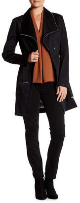 Soia & Kyo Belted Trench Coat $335 thestylecure.com