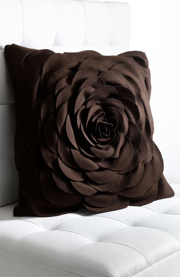 Nordstrom Felt Flower Pillow