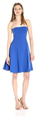 Susana Monaco Women's Violet Strapless Dress