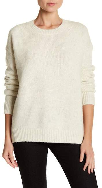 Vince Wool-Blend Pullover Sweater
