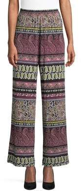 Context Multi-Printed Pants