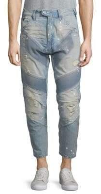G Star Motac-X 3D Tapered Jeans