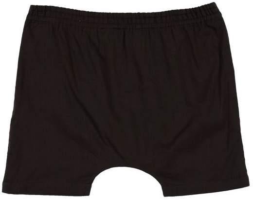 GOLD Bermuda shorts