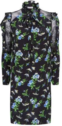 Sandro Floral Lace Dress
