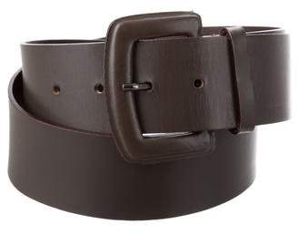 Max Mara Leather Hip Belt