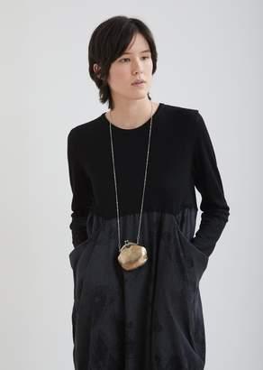 Y's Mini Pochette Necklace
