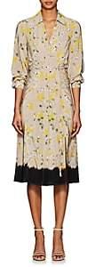 Altuzarra Women's Strada Floral Silk Dress - Beige, Tan