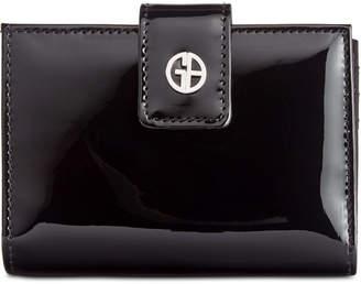 Giani Bernini Patent Framed Wallet, Created for Macy's