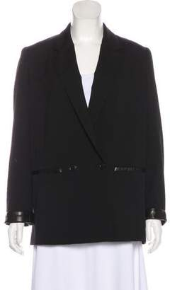 Ralph Lauren Black Label Structured Long Sleeve Blazer