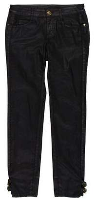 Gucci Mid-Rise Skinny Jeans