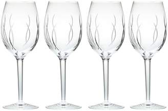Waterford John Rocha Flow Weft Wine Glasses (Set of 4)