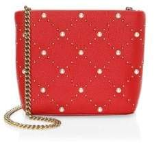 Kate Spade Hayes Street Pearl Ellery Leather Crossbody Bag
