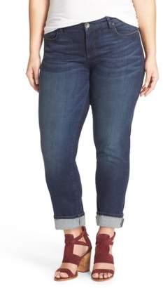 KUT from the Kloth 'Catherine' Stretch Boyfriend Jeans