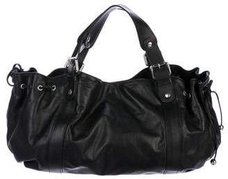 Gerard Darel Leather Handle Bag