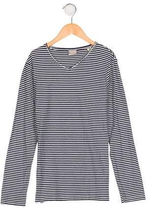 Scotch Shrunk Boys' Striped Long Sleeve Shirt w/ Tags