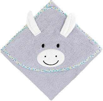 Sterntaler Hooded Bath Towel Erik Age: For babies from birth Size: 100 x 100 cm