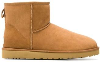 UGG slip-on ankle boots