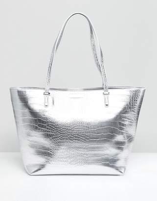 Carvela Croc Tote Bag
