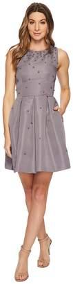 Ted Baker Milliea Embellished Skater Dress Women's Dress