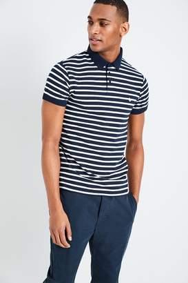 Jack Wills Ainslie Stripe Polo Shirt